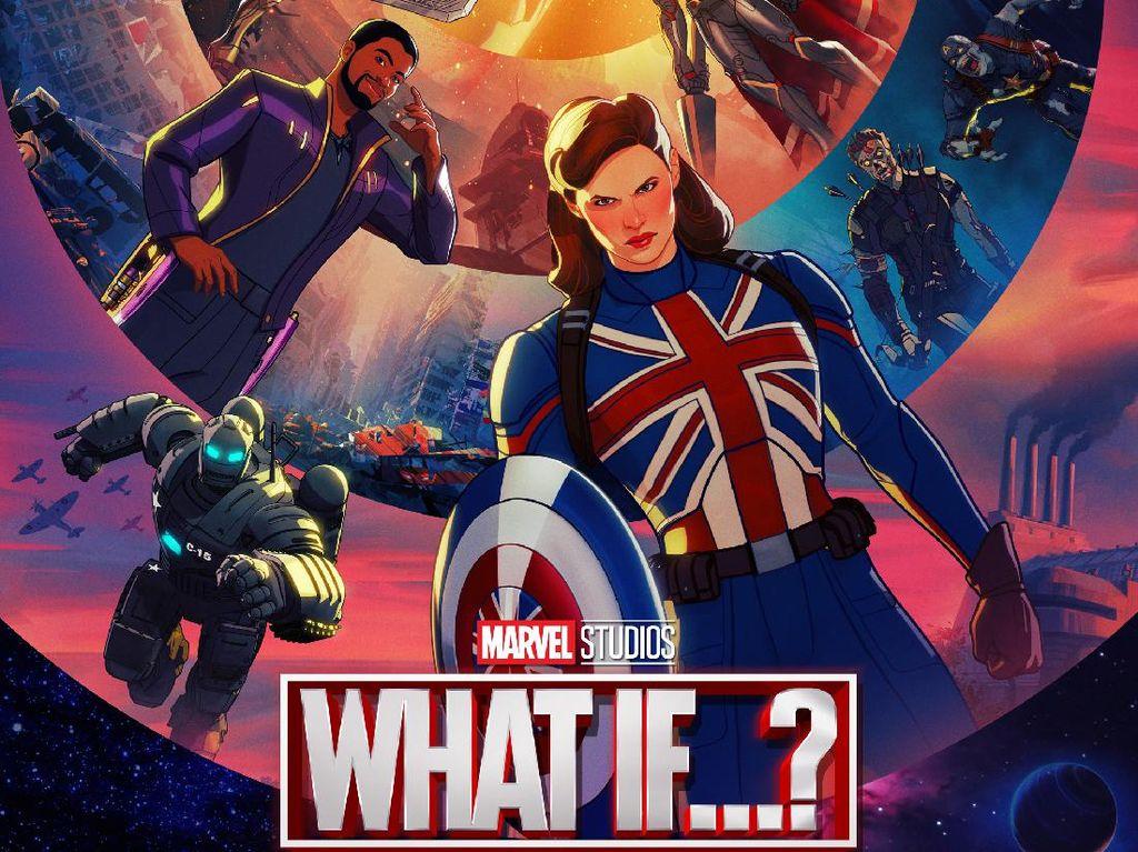 Marvel Pastikan Tanggal Rilis Untuk Serial What If...?