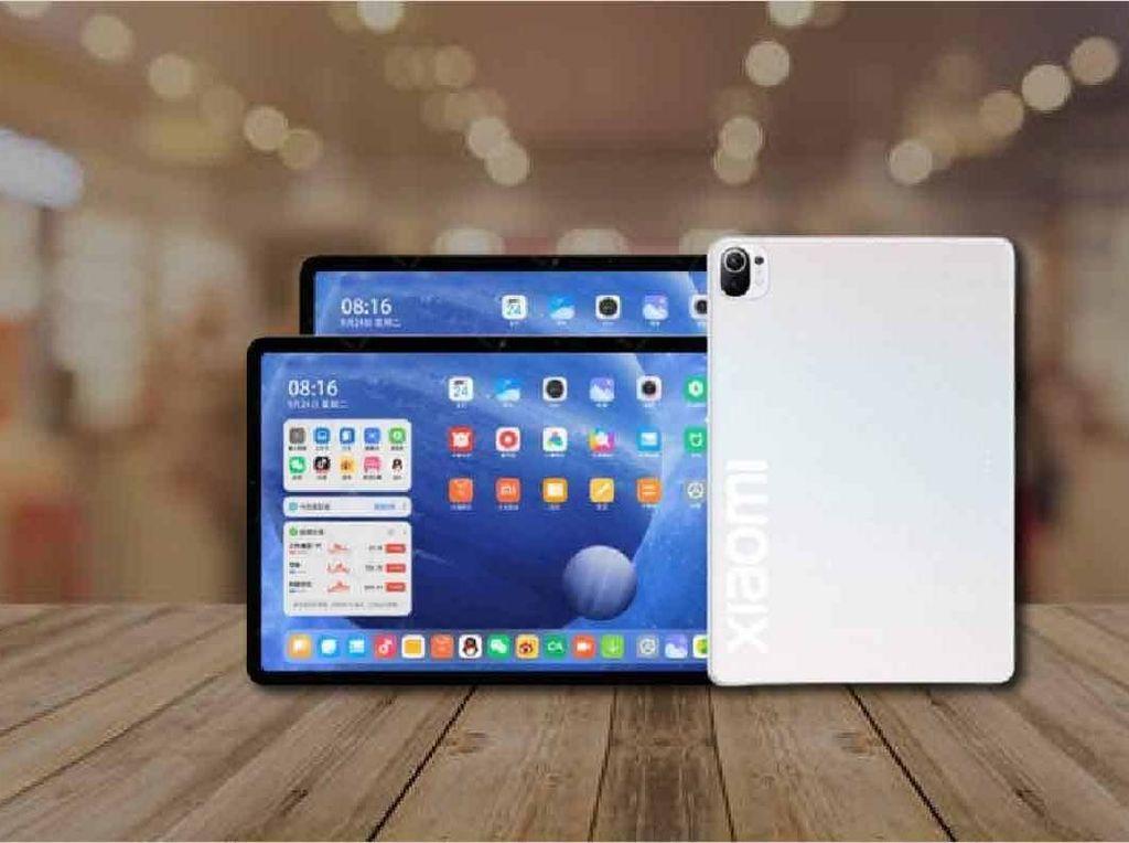 Xiaomi Mi Pad 5 Pro Punya Spek Gahar, Jadi Pesaing iPad Air
