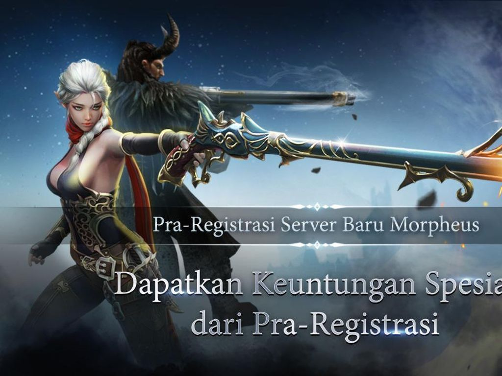 ArcheAge Asia Buka Server Baru