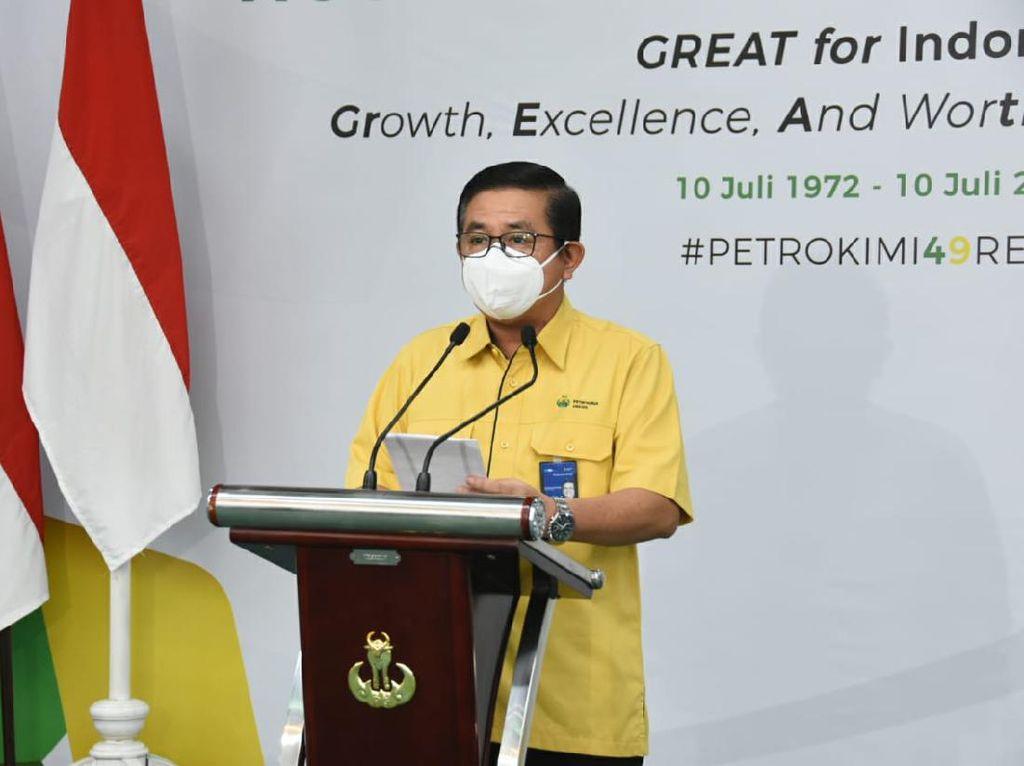 HUT ke-49 Petrokimia Gresik: Kinerja Positif hingga Bangun Pabrik Baru