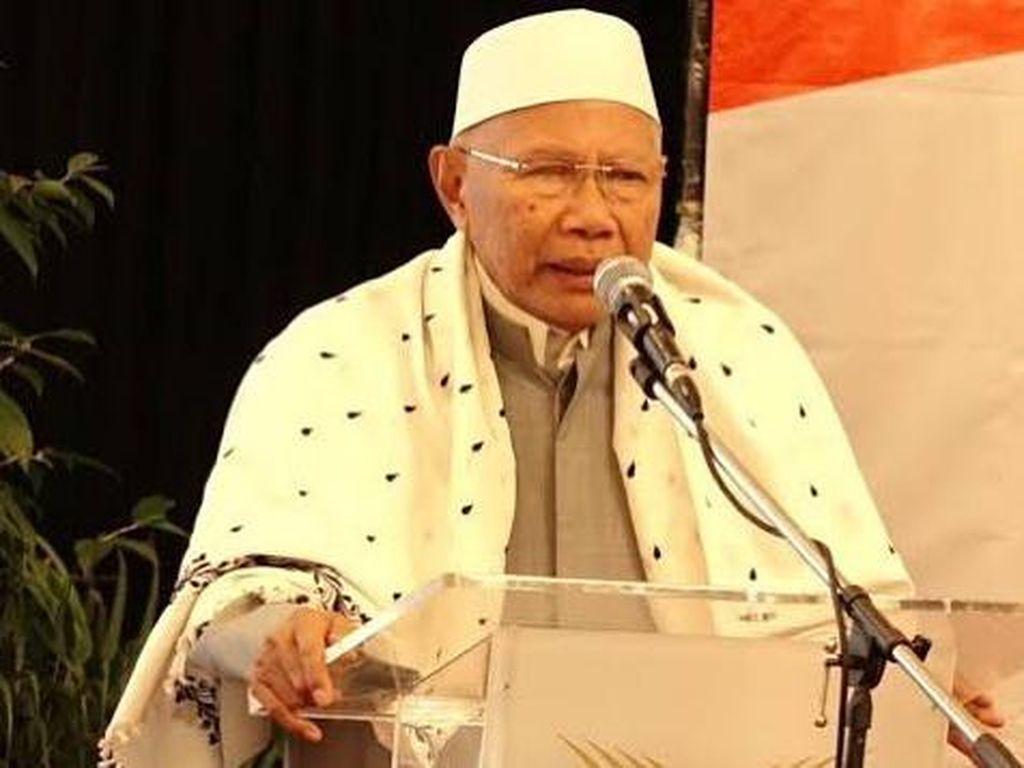 KH Abdul Rasyid Abdullah Syafii Wafat