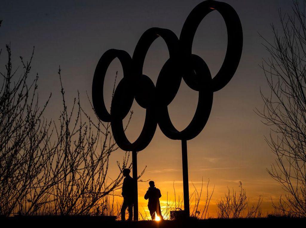 Baru! Suvenir Olimpiade Tokyo Bisa Dibeli Lewat Vending Machine