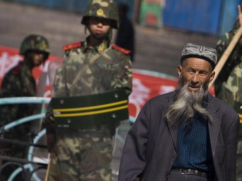 Perusahaan China Masuk Daftar Hitam AS terkait Uighur