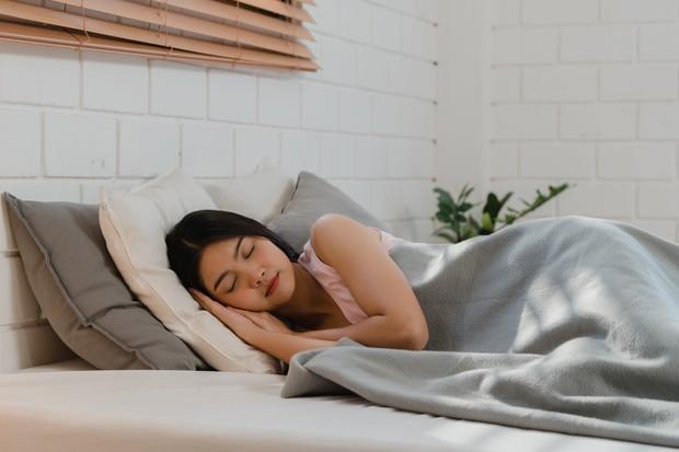 Pola tidur teratur untuk kesehatan mental