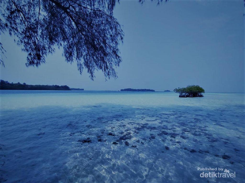 Ini Pulau Harapan, Pesonanya Bak Surga Bawah Laut yang Tersembunyi