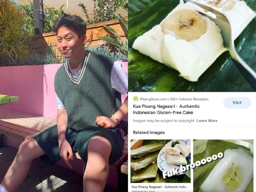 Rich Brian Kangen Makanan Indonesia, Ngidam Lemper hingga Nagasari!