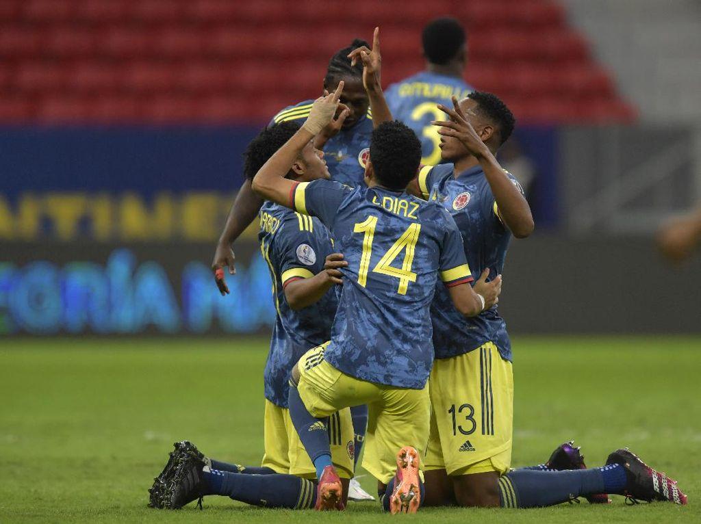 Kolombia Vs Peru: Tricolor Rebut Tempat Ketiga Copa America 2021!