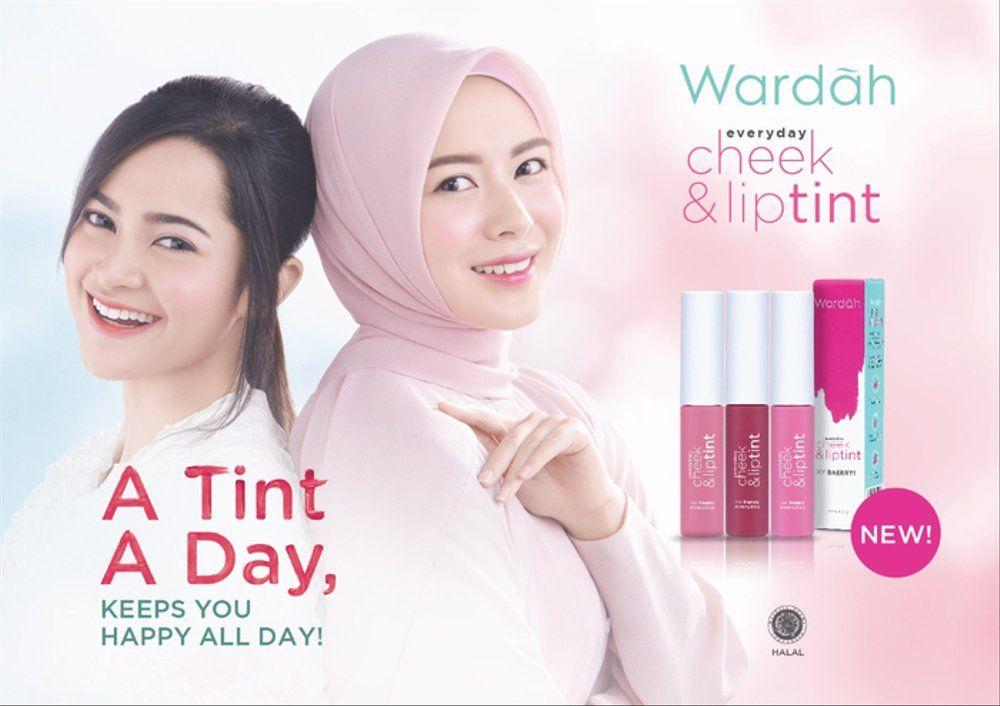 Wardah Every Day Cheek & Liptint