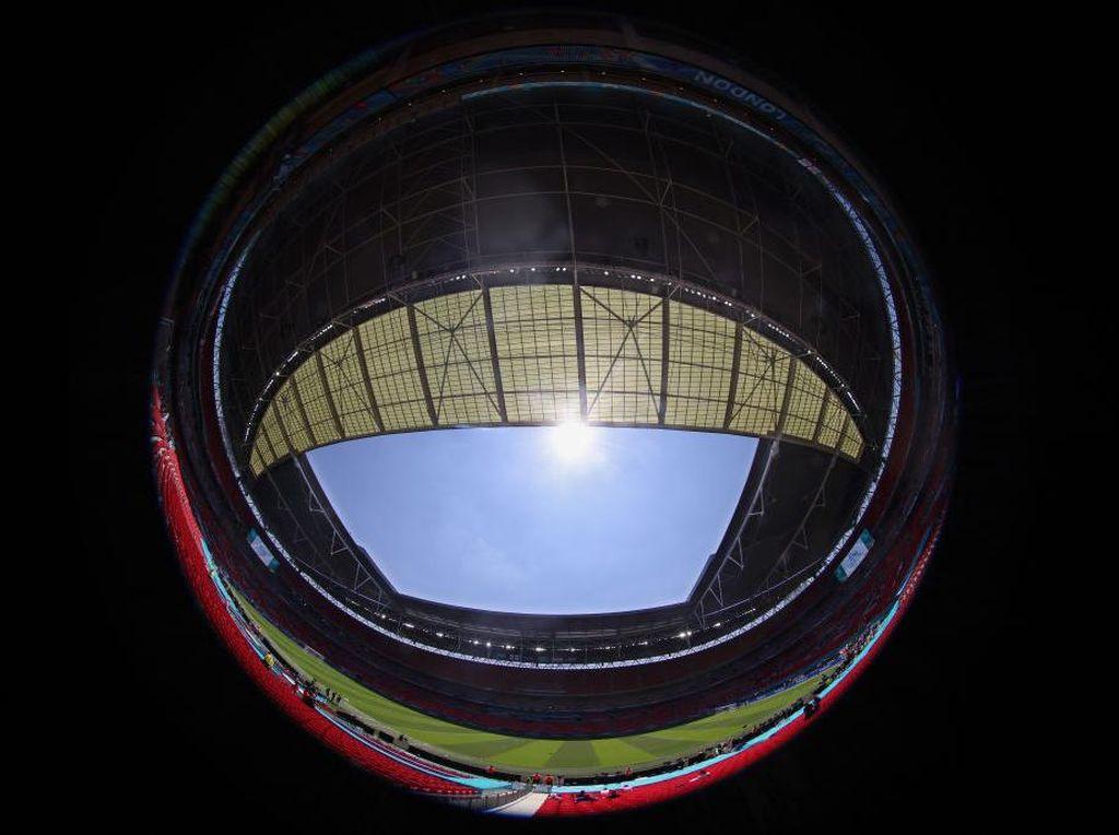 Wembley, Stadion Megah yang Bakal Jadi Saksi Perebutan Gelar Raja Eropa
