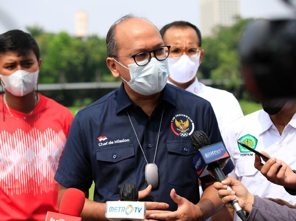 Atlet Indonesia Dikarantina 5 Hari sebelum ke Olimpiade Tokyo 2020