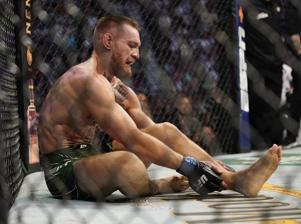 Sudah Tamatkah Karier Conor McGregor di UFC?