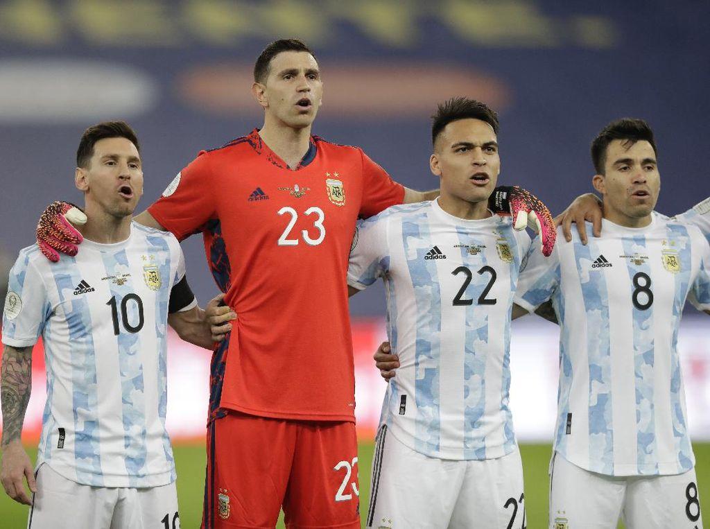 Betapa Berharganya Monster Martinez untuk Messi