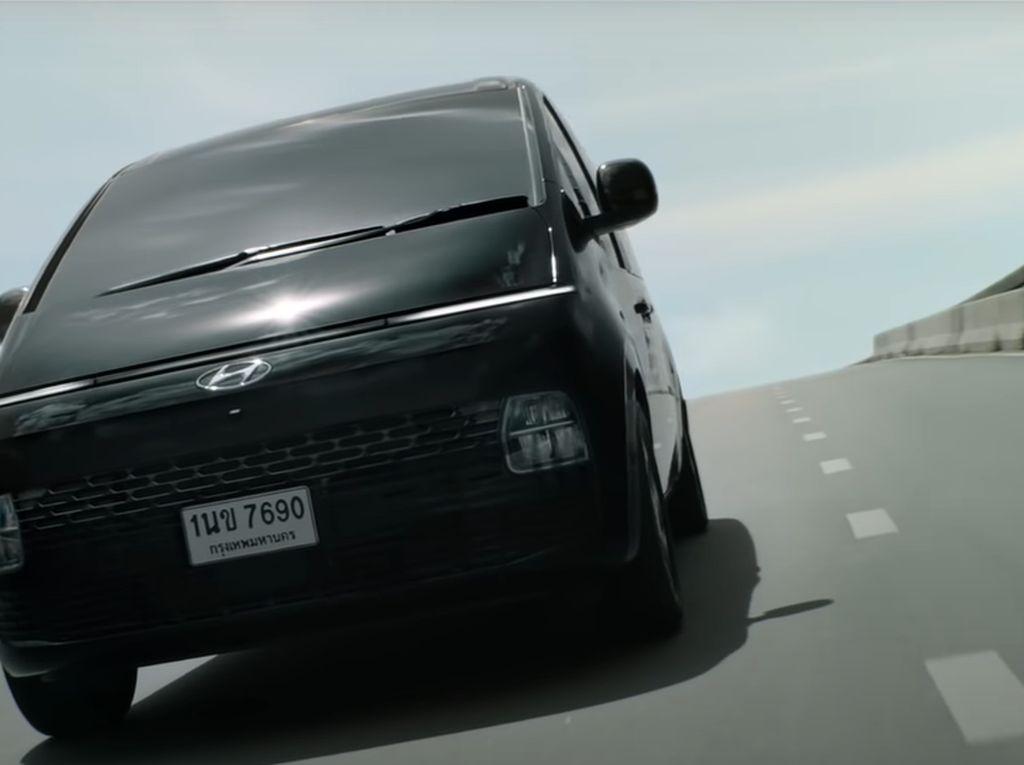 Hyundai Staria Meluncur di Thailand, Harga Mulai Rp 770 Jutaan