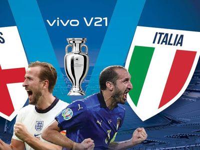 Inggris & Italia Bersaing Jadi Raja Eropa di Final Euro 2020