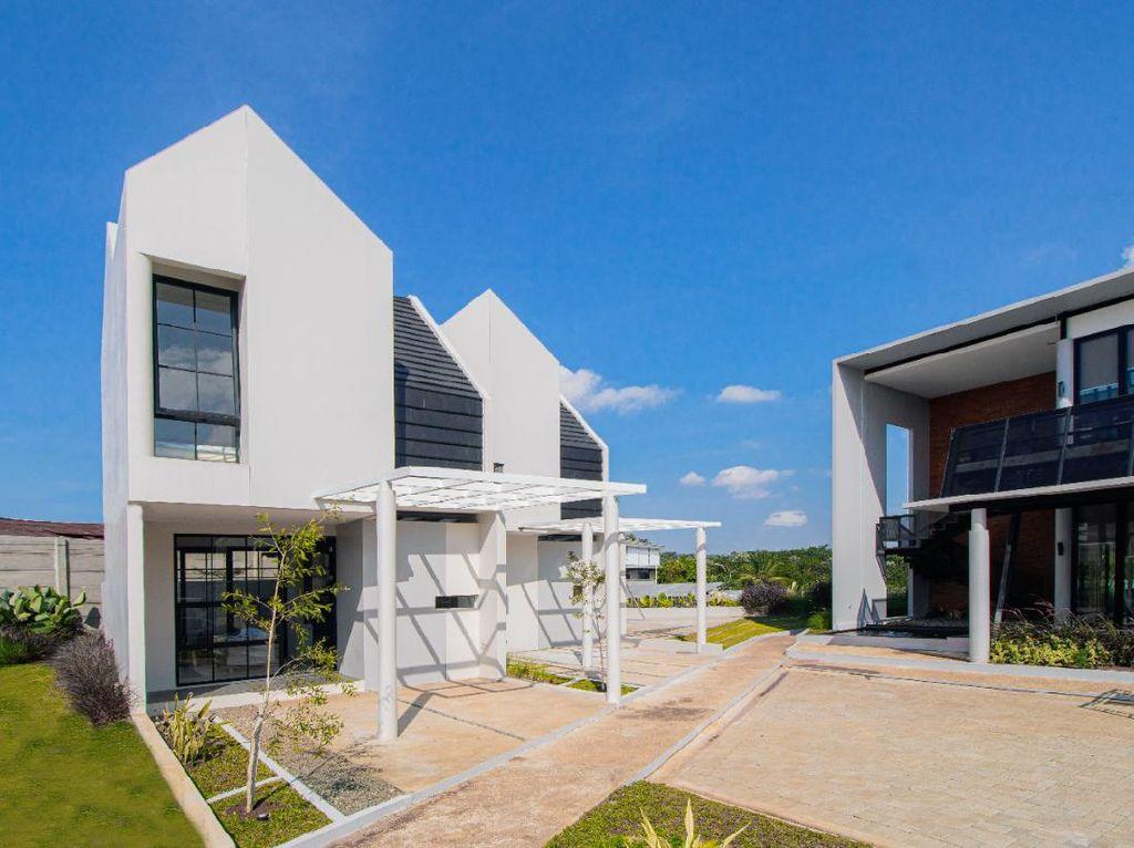 Mengintip Rumah Dua Lantai Harga Ramah Kantong Milenial