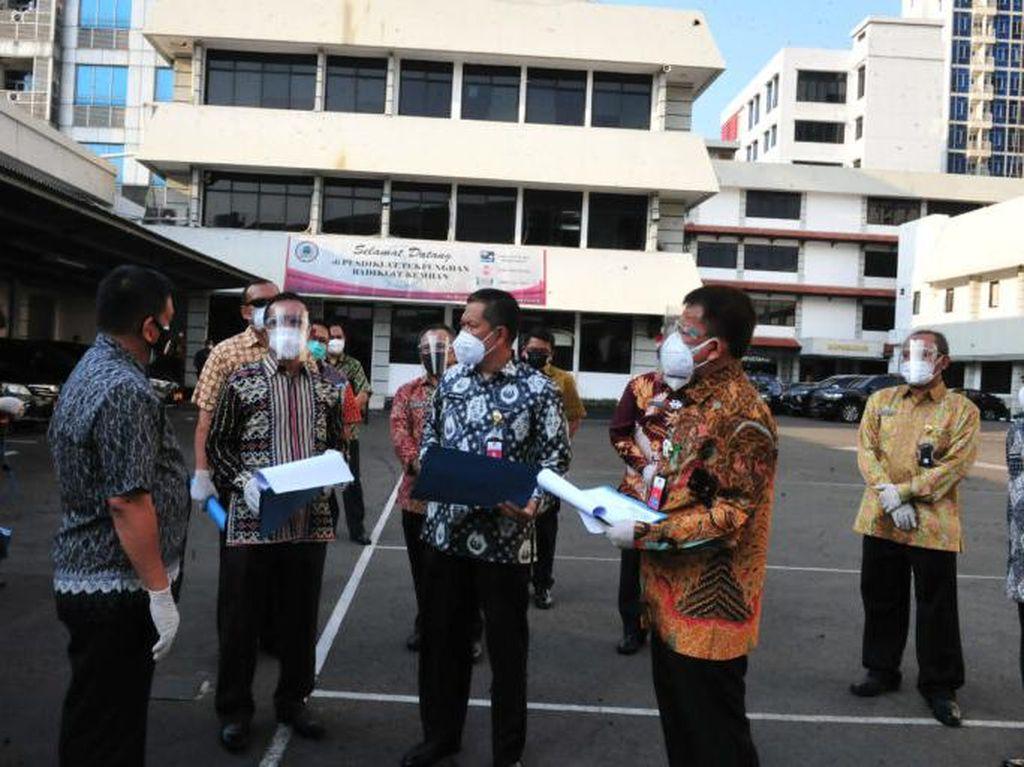 RS dr Suyoto Penuh, Kemhan Tambah 1.000 Bed Pasien Corona di 3 Lokasi