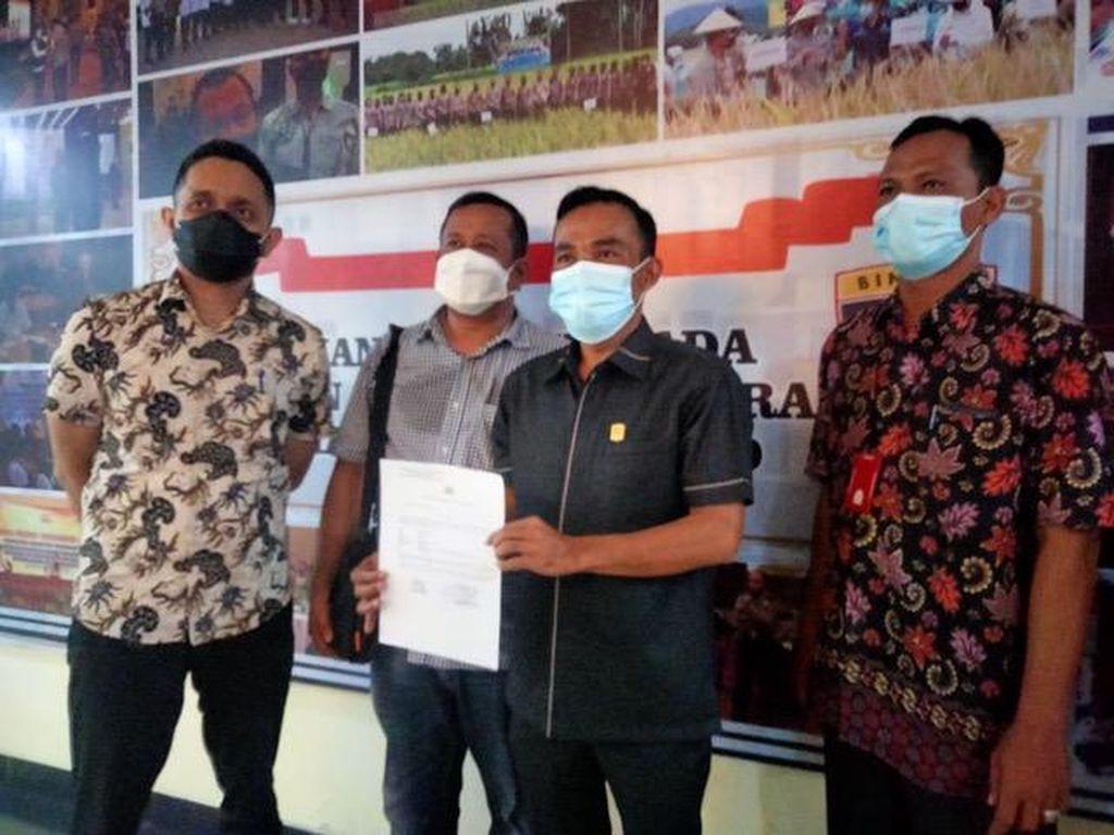 Damai Gagal Dirajut, Kasus Pencemaran Nama Ketua DPRD Dilanjut