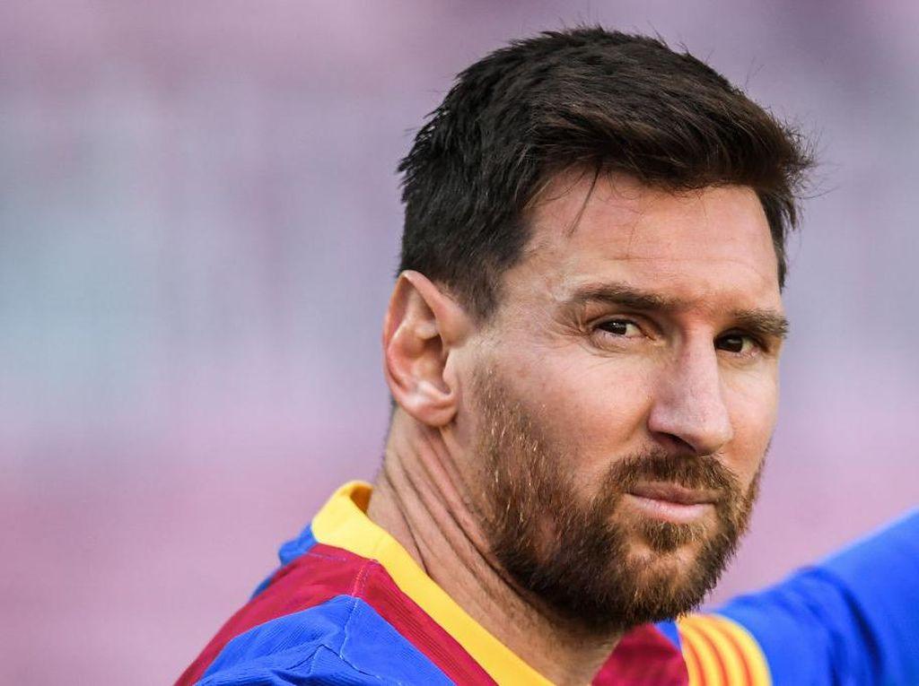 Terkait Kontrak di Barca, Lionel Messi Bisa Tak Main Sampai Januari?