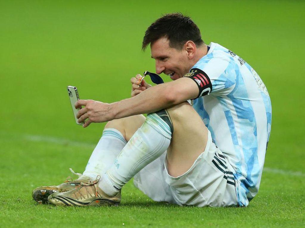 Pundi-pundi Messi, Kutu Terkaya di Dunia Berharta Rp 8,6 T