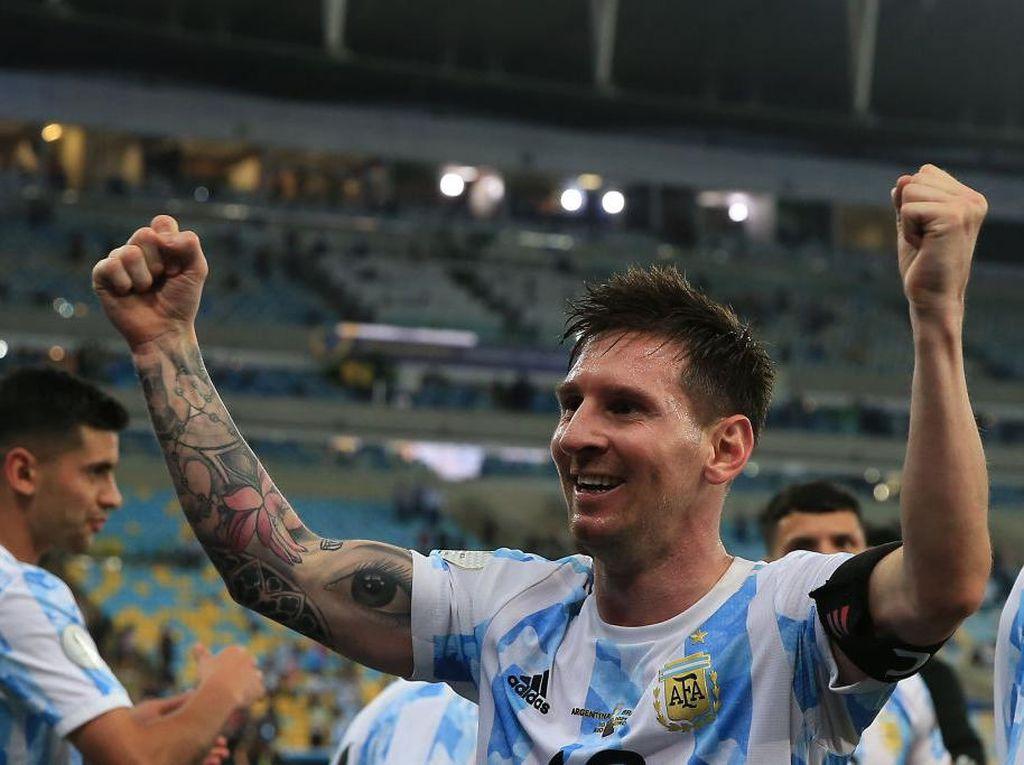 Messi Kandidat Utama Menangi Ballon dOr