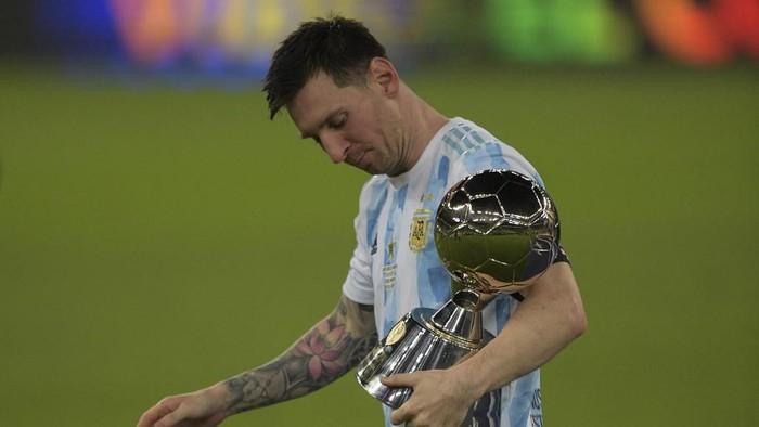 Copa America 2021 di Bawah Kaki Lionel Messi