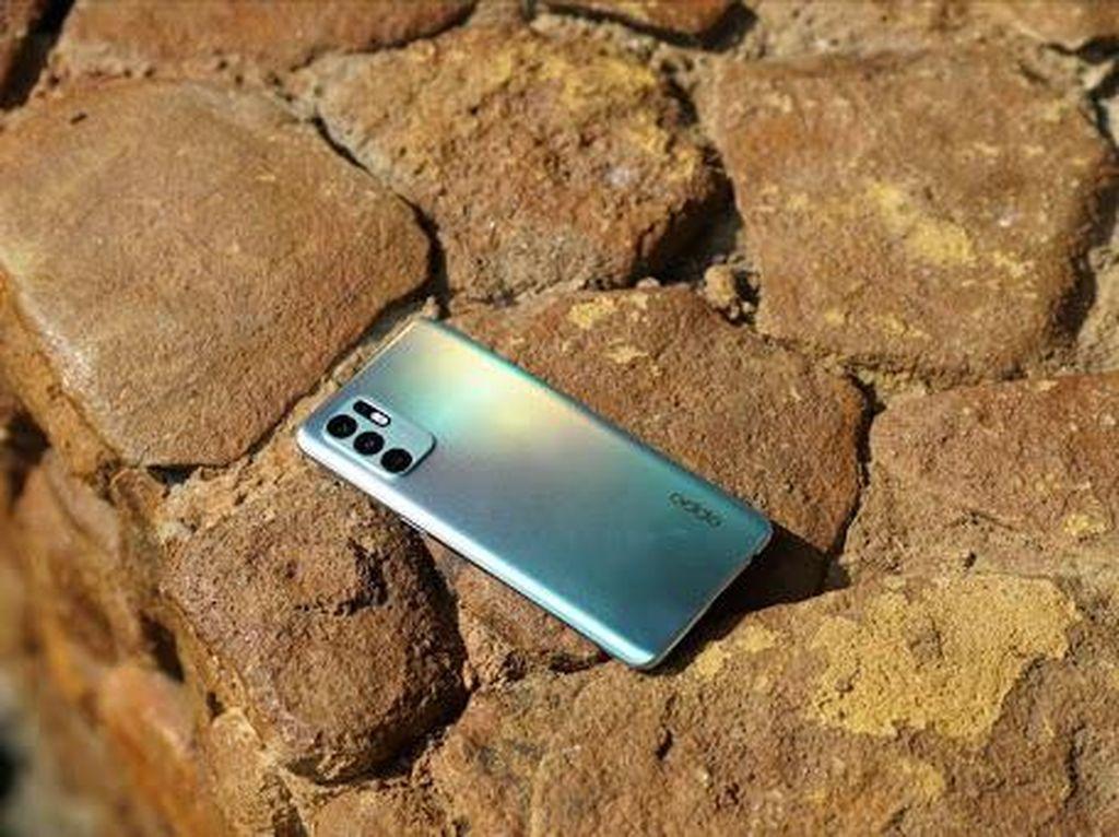 Perbandingan Oppo Reno6, Poco F3, dan Samsung Galaxy A52