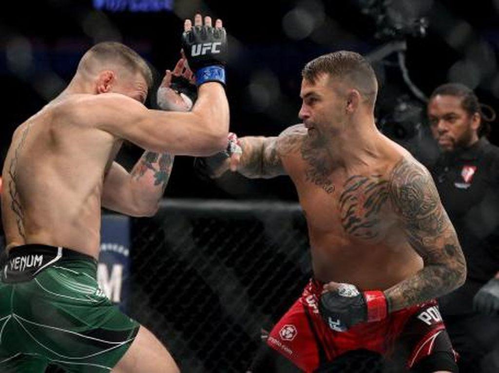 UFC 264: Dustin Poirier Menang TKO, Engkel Conor McGregor Patah