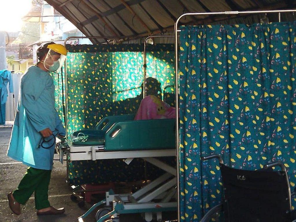 Nakes dan Stok Oksigen Terbatas, RS Paru Jember Tutup Sementara IGD COVID-19
