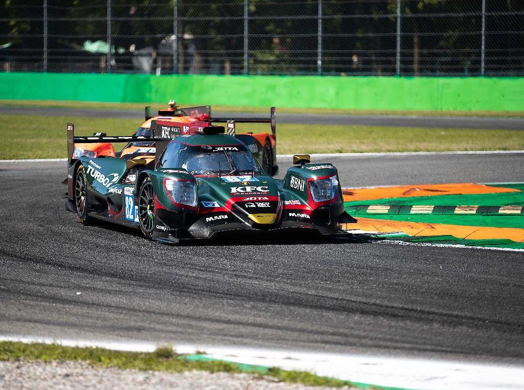 European Le Mans Series: Sean Gelael Finis Ketiga di Monza