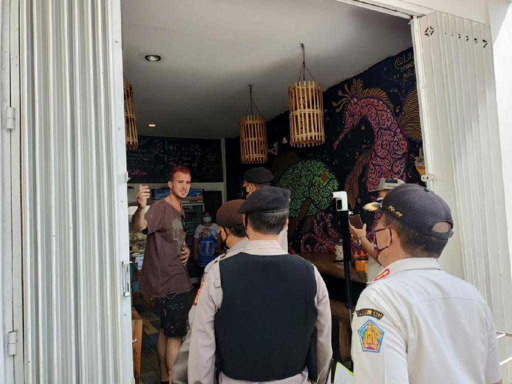 Imigrasi Bali Tindak 32 WNA Pelanggar Prokes, 3 Dideportasi
