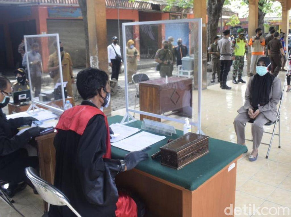 Dangdutan Saat PPKM Darurat, 3 ASN Kota Pasuruan Disidang Tipiring
