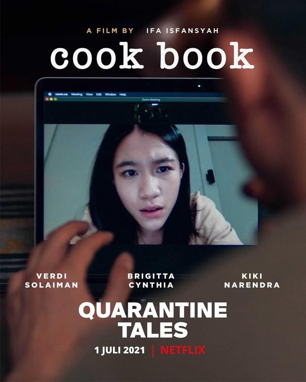 Cook Book dalam film Quarantine Tales