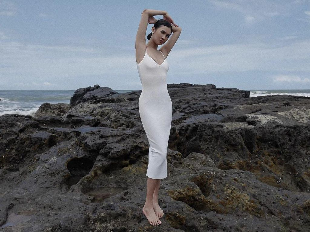 Kata Selebgram Michelle Halim yang Viral Kritik Tubuh Model Victorias Secret