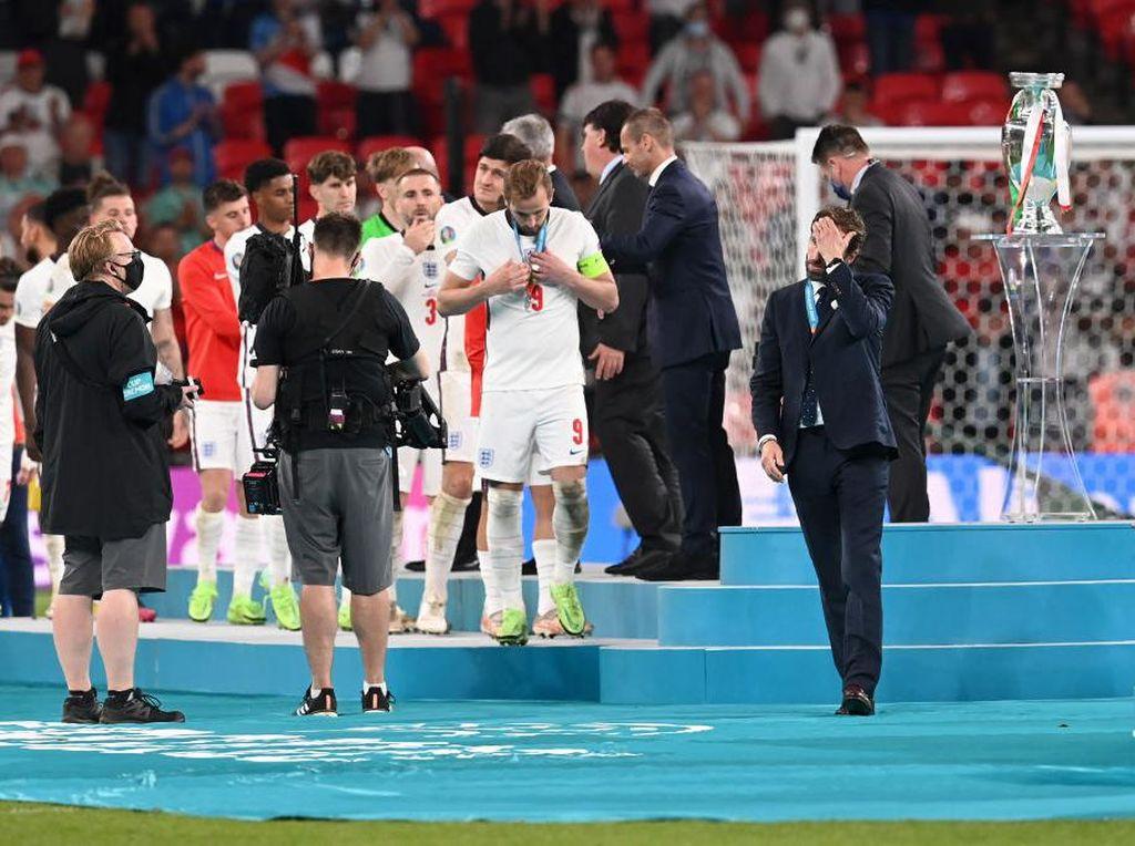Inggris Kalah di Final Euro 2020, Southgate: Sakit Banget