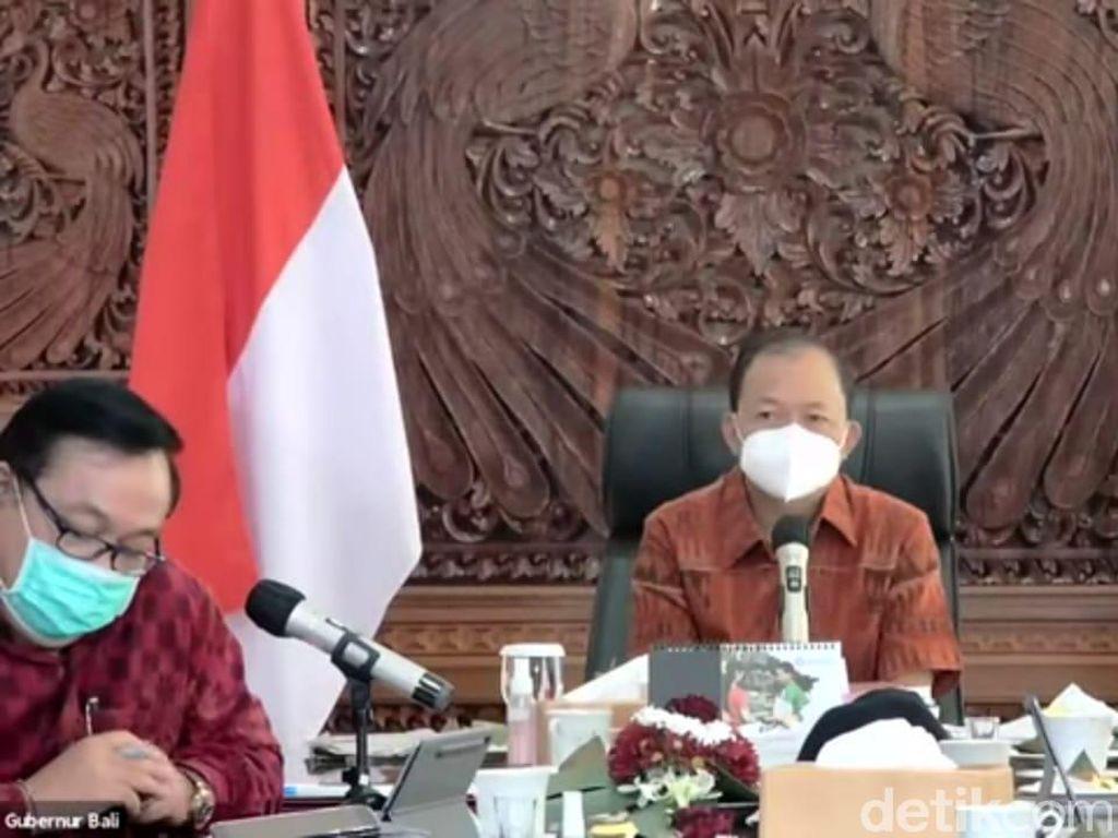 Resep Arak Gubernur Bali Demi Tetap Sehat Hadapi Pandemi