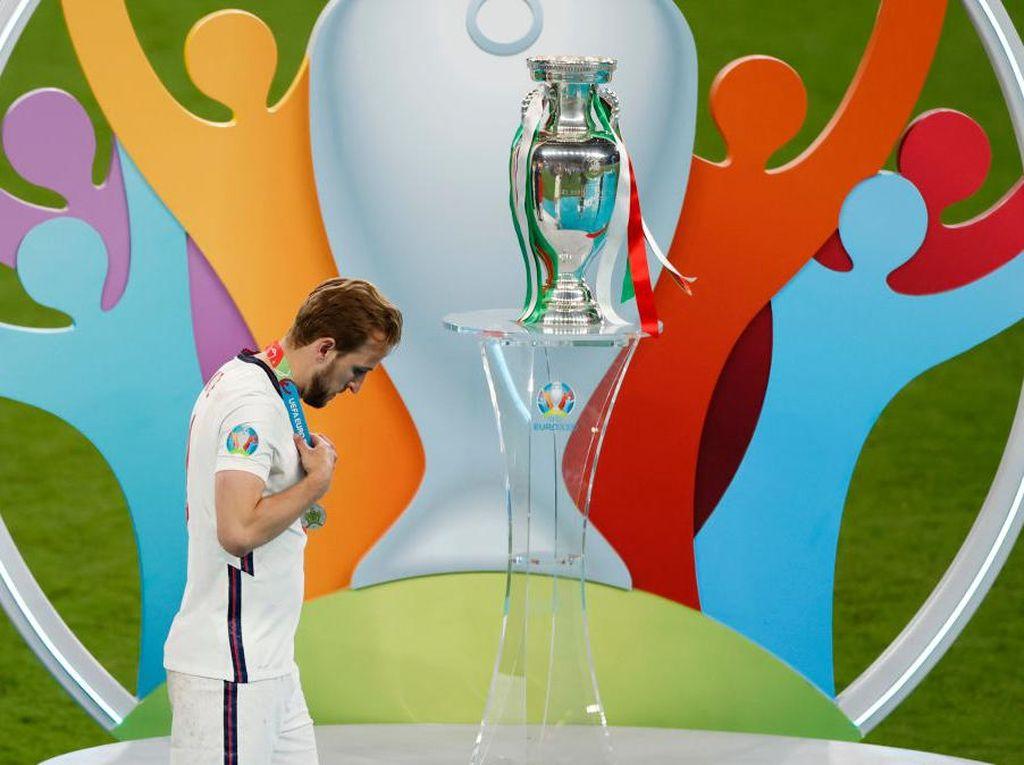Pil Pahit Euro 2020 Bisa Membekas Sepanjang Karier Pemain Inggris