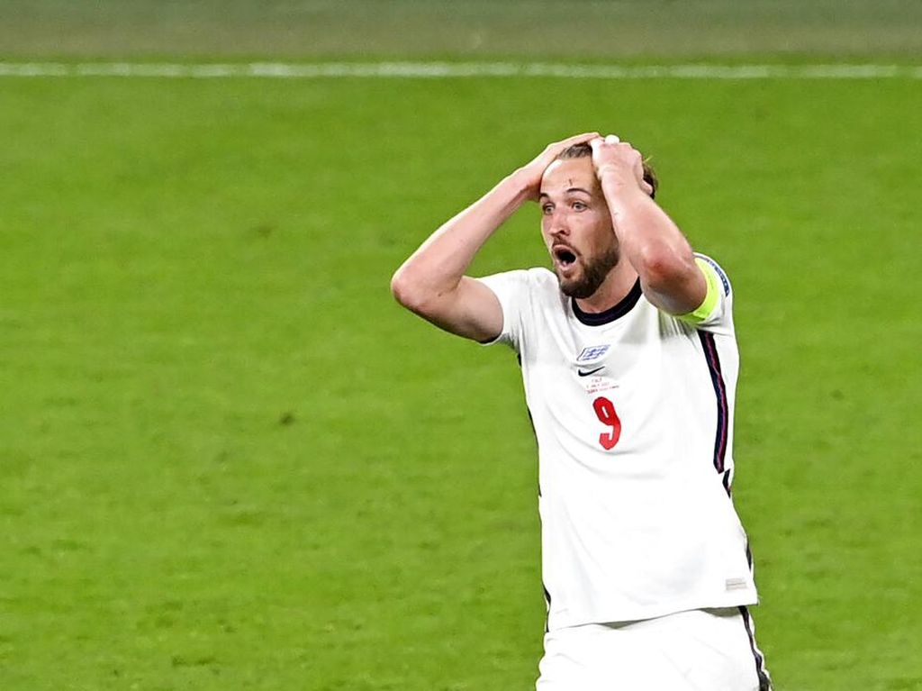 Man City Diragukan Bakal Tebus Harry Kane karena...