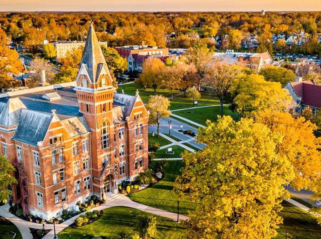 10 Universitas Paling Indah di Dunia, Ada Kampus Andrea Hirata