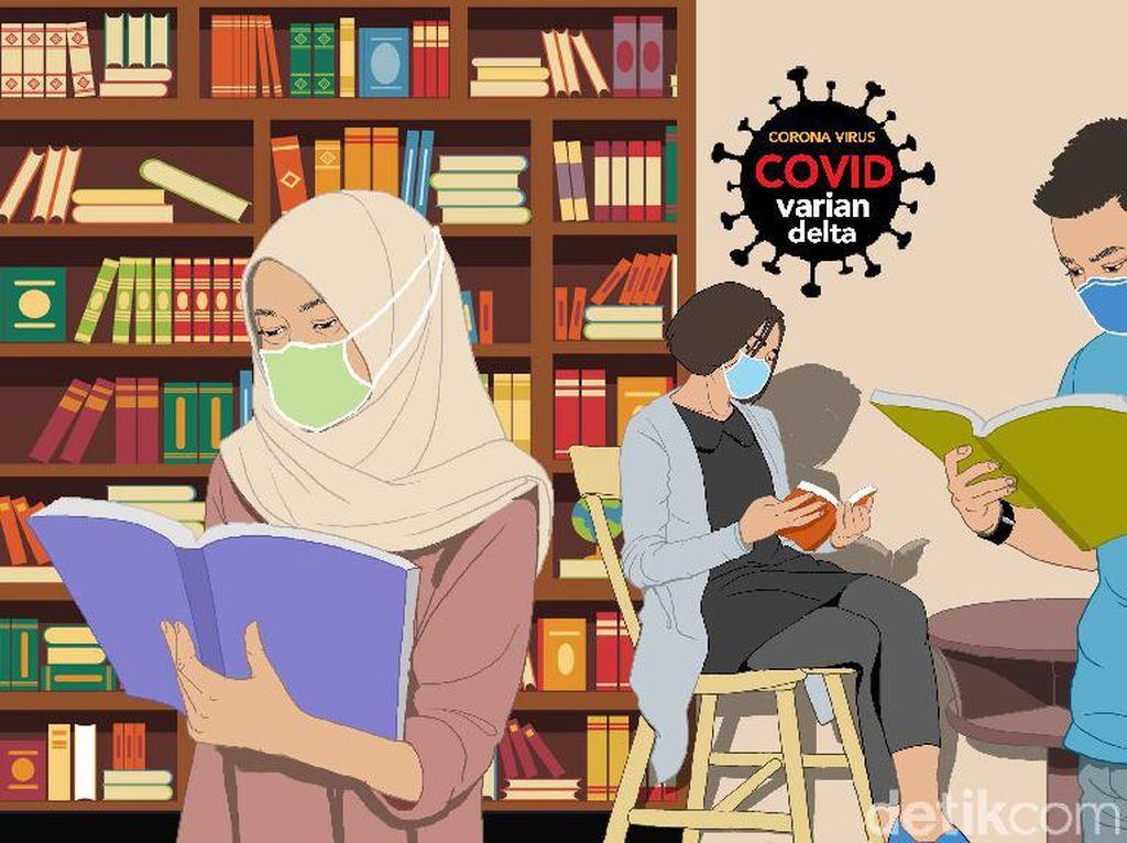 PPNI Harap Nakes Bisa Turun Langsung Edukasi Warga soal Bahaya COVID