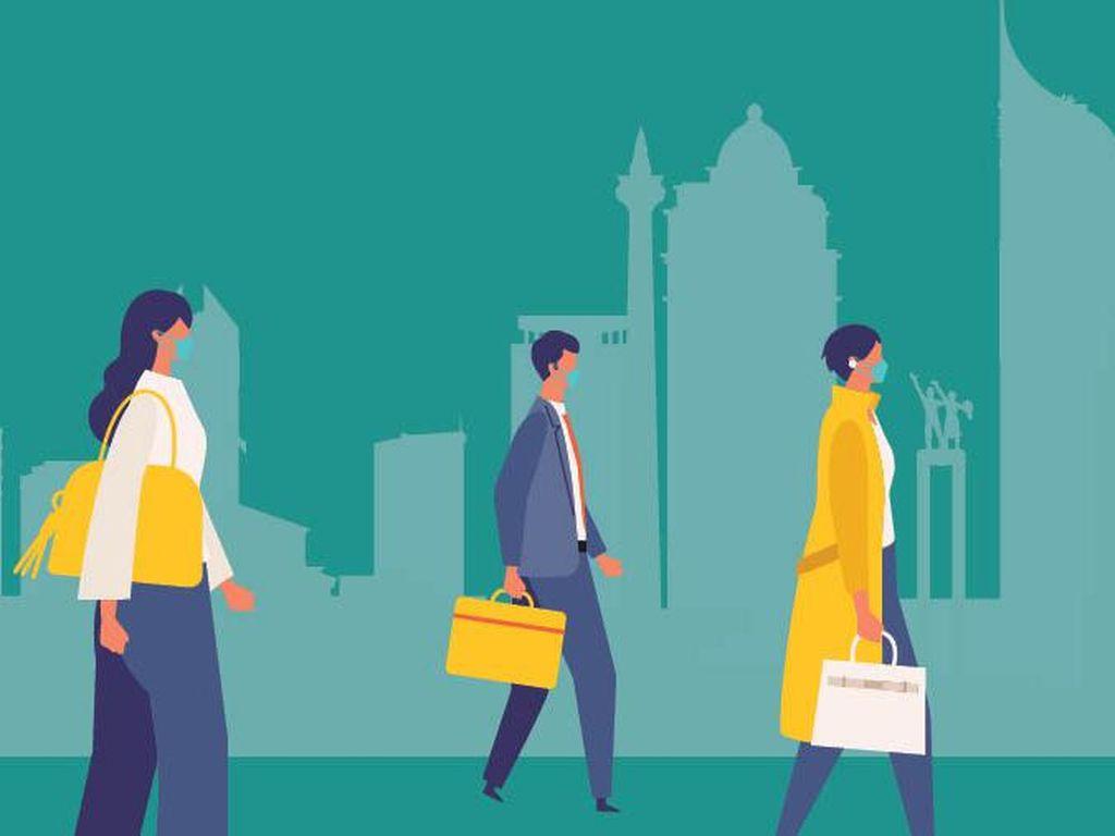 PPKM Diperpanjang, Ini Syarat Terbaru Buat Masuk Jakarta