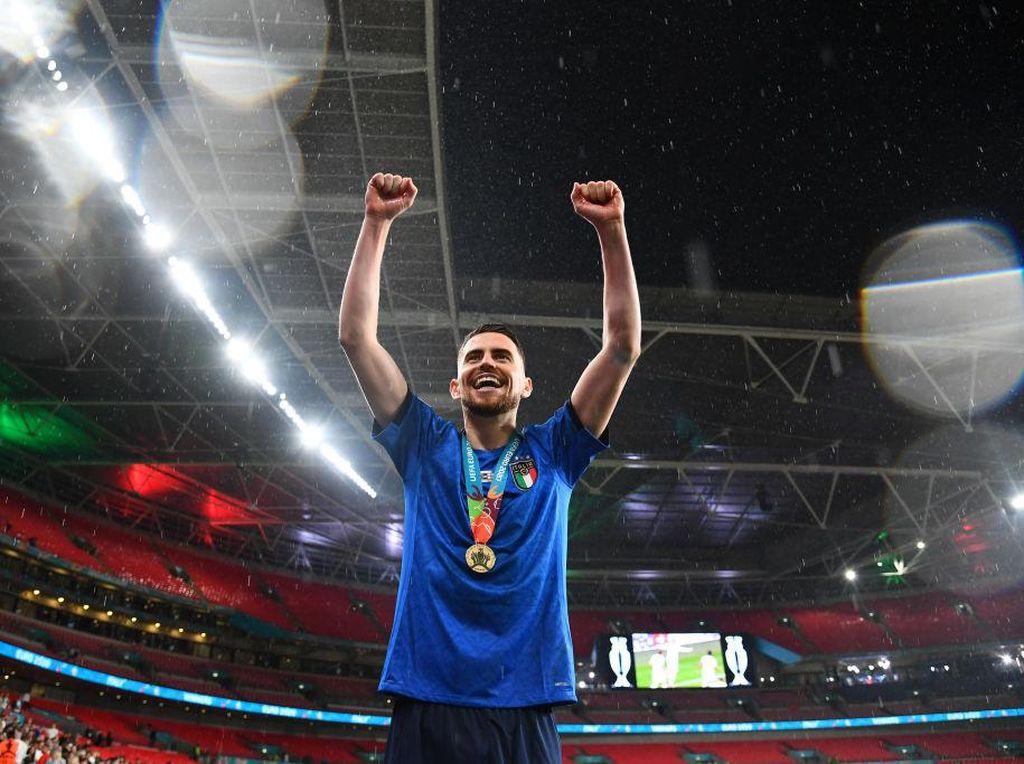 Legenda Chelsea Sebut Jorginho Pantas Diganjar Ballon dOr