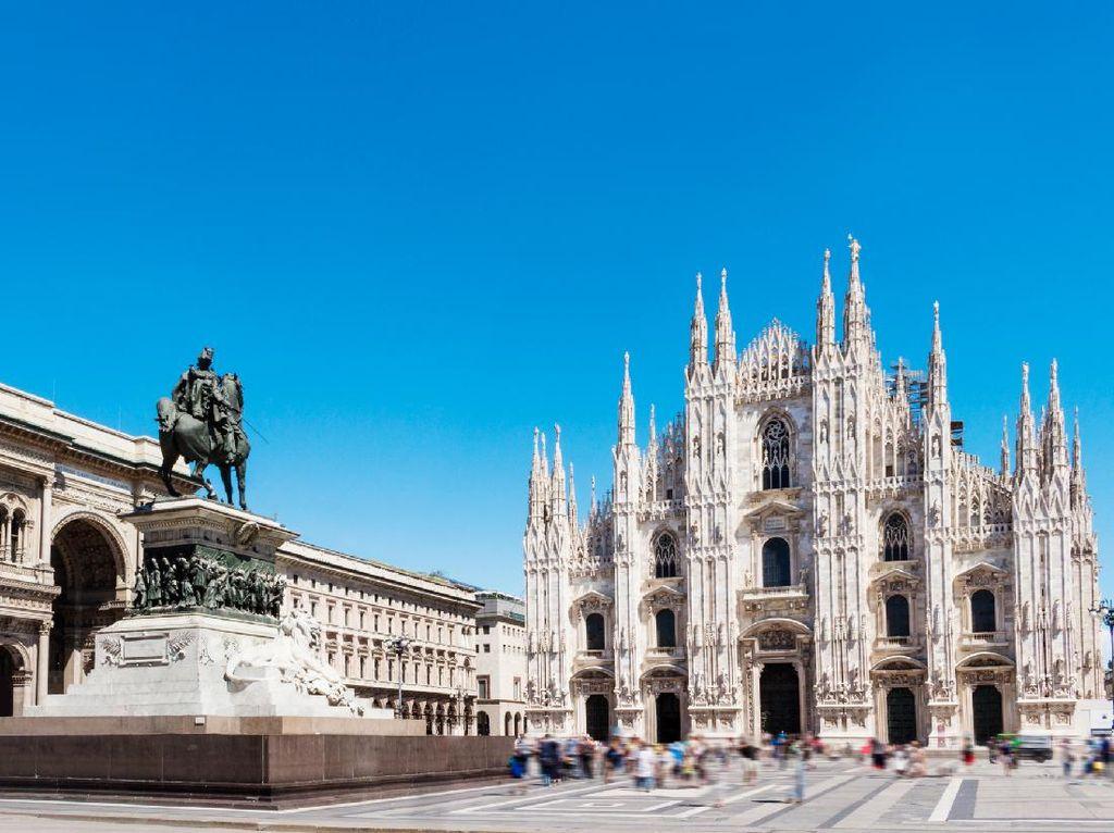 Selain Roma, Ini 11 Destinasi di Italia dengan View Menawan