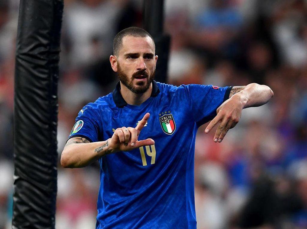 Final Euro 2020: Striker Mejan, Bek Malah Unjuk Gigi
