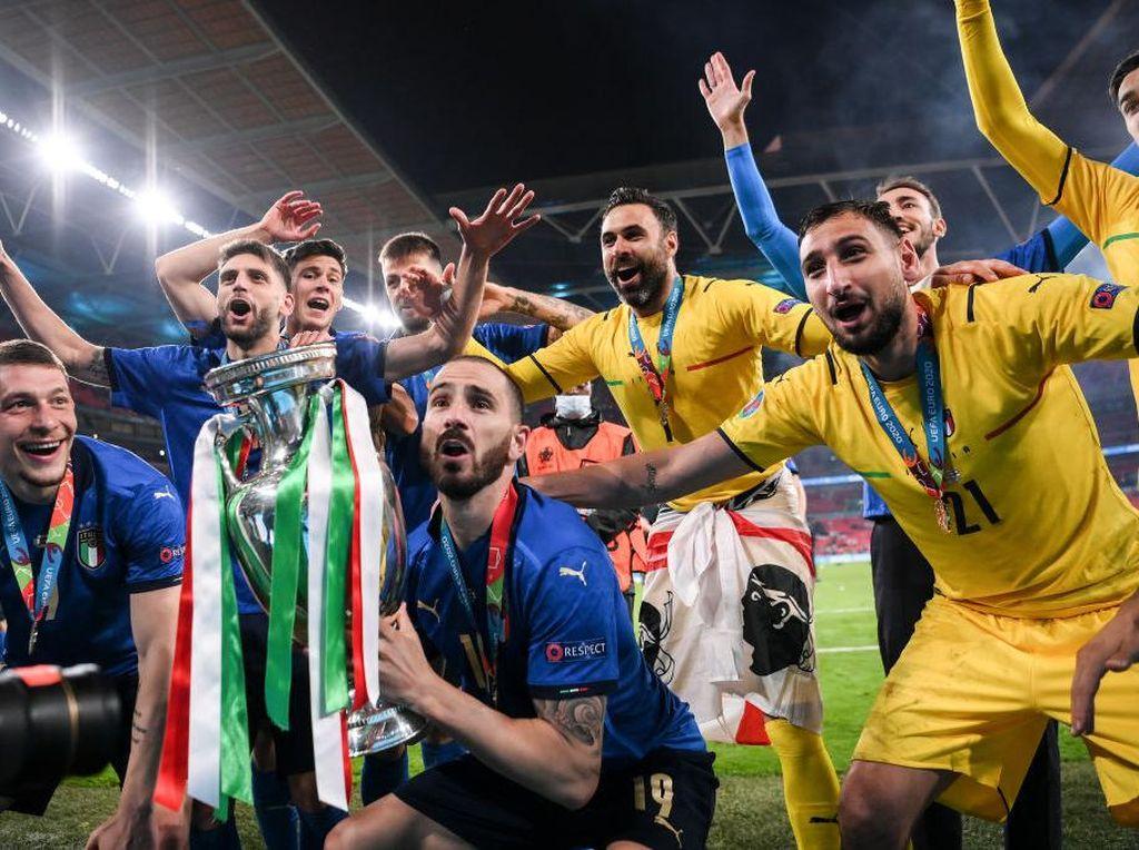 Italia Vs Argentina di Piala Super?