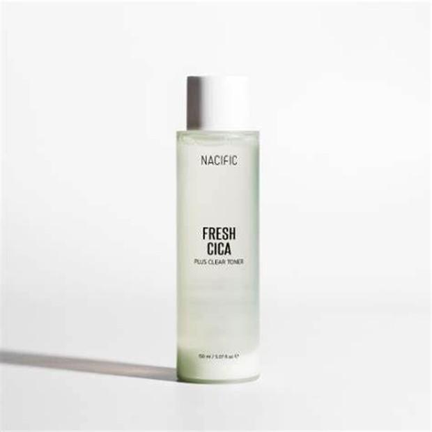 Nacific Fresh Cica Plus Clear Toner (sumber :en.nacific.com)