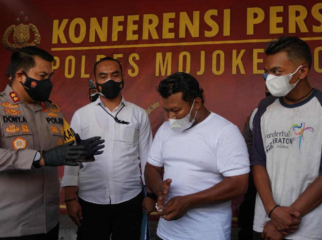Makian Sopir Truk ke Polisi Kena Sekat PPKM Darurat Berujung Permintaan Maaf