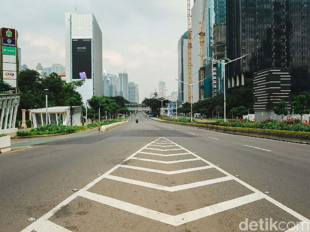 PPKM Darurat Jakarta Sampai Kapan?