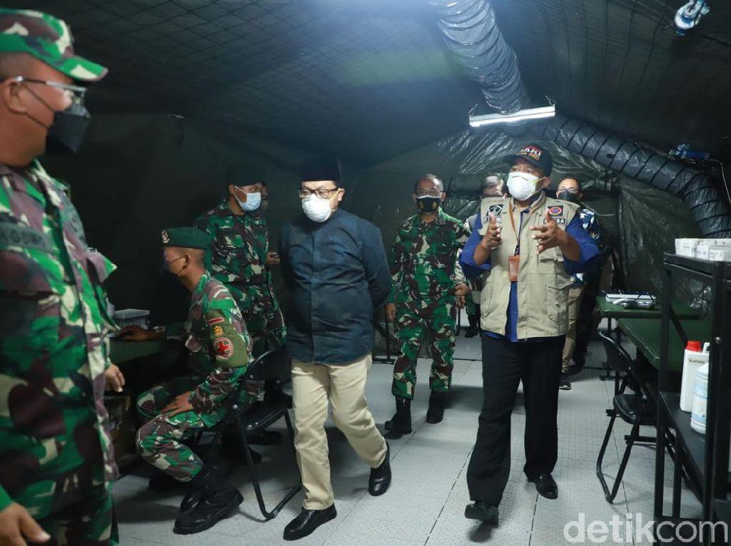 RS Lapangan Didirikan di Kota Malang, Mampu Tampung 100 Pasien COVID-19