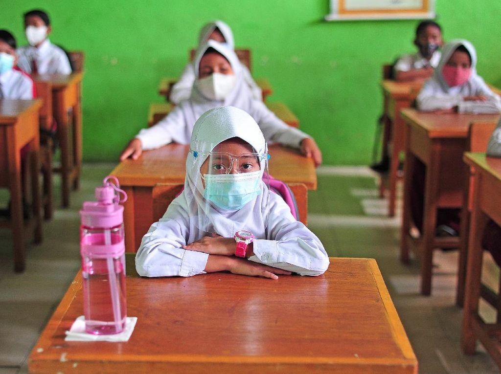 Panduan Sekolah Tatap Muka untuk Daerah PPKM Level 1-3