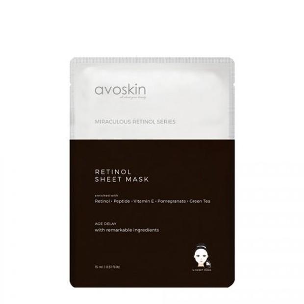 Skincare lokal dengan Retinol